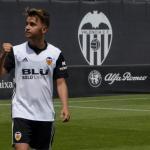 La decisión final del Valencia con Fran Villalba / Twitter