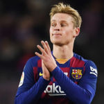 """¿Y si Frenkie de Jong pasa de experimento a realidad en el FC Barcelona? """"Foto: Goal.com"""""""