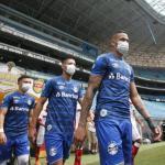 Los futbolistas que se niegan a entrenar por miedo al coronavirus. Foto: DeporPress