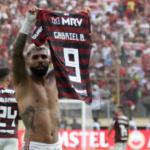 """""""Gabigol, el nuevo objetivo de Monchi./ Foto: Getty Images"""""""