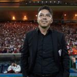 """Así es la cuarentena de Marcelo Gallardo """"Foto: FCB noticias"""""""