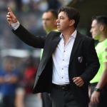 Marcelo  Gallardo elige a su delantero: Silvio  Romero | FOTO: RIVER PLATE
