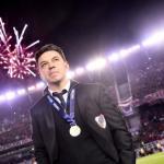 Marcelo Gallardo sigue haciendo historia en River Plate