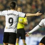 La eterna irregularidad de Kevin Gameiro en el Valencia