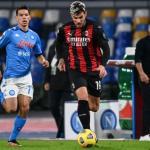 Conjura del vestuario del Napoli por Gattuso. Foto_ Sky Sports
