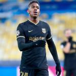 Junior Firpo entra en la agenda de un equipo de la Premier League