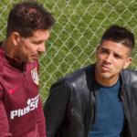 """Varios rumores de fichaje sitúan a Gio Simeone en LaLiga """"Foto: Libero.pe"""""""