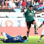 """""""La decepción de Gio Simeone./ Foto: Getty Images"""""""