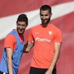 Gonalons va a regresar a la Liga española / Sevillafc.es