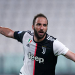 """""""Gonzalo Higuaín demuestra su intención de seguir en la Juve. Foto: Getty Images"""""""