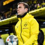 """Los 3 equipos que quieren fichar a Mario Götze """"Foto: Bundesliga"""""""