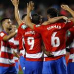 """El olfato goleador del Granada a domicilio """"Foto: Diario Qué"""""""
