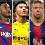 "¿A quién eliminarías? ¿Ansu Fati, Joao Félix, Mbappé o Haaland? ""Foto: AS"""