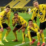 El City irá a por Haaland y otro crack del Dortmund. Foto: sport.sky.de