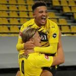 El Dortmund piensa en la venta a la baja de Haaland, Sancho y otros cuatro jugadores. Foto: onzemondial.com