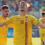 El Sevilla FC se interesa por la situación de Ianis Hagi / UEFA