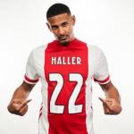 """La importancia de Haller en el esquema del Ajax """"Foto: Daily Star"""""""