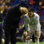 """Los alarmantes números de Eden Hazard en el Real Madrid """"Foto: OK Diario"""""""