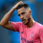 """El estado de forma de Eden Hazard preocupa al Real Madrid """"Foto: El Correo"""""""