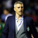 """Hernán Crespo le podria arrebatar un segundo fichaje a River Plate """"Foto: TNT Sports"""""""