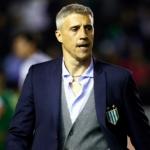 """Las dos opciones de Hernán Crespo para volver a entrenar en Argentina """"Foto: TyC Sports"""""""