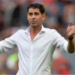 Fernando Hierro puede volver a los banquillos. Foto: EFE