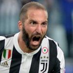 Higuaín tiene una vía de escape de la Juventus / Elpais.com