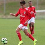 Hugo, el hermano de Joao Félix, empieza a seguir sus pasos en el Benfica