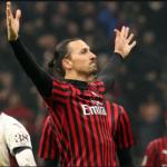 """La mejoría del AC Milan tiene nombre propio: Zlatan Ibrahimovic """"Foto: Telemundo"""""""