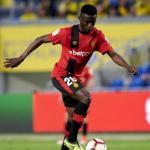¿Cómo juega Idrdisu Baba, el nuevo objetivo del Atlético de Madrid? | FOTO: MALLORCA