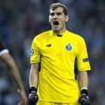 Iker Casillas se incorpora con normalidad al Oporto / SkySports.com