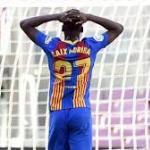 Ilaix Moriba saldrá traspasado del FC Barcelona. Foto: OK Diario