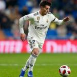 Brahim con el Real Madrid / Real Madrid