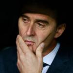 """La incómoda vuelta de Lopetegui al Bernabéu. Foto: Getty Images"""