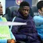 La inflexible postura del Barça con Semedo y Dembélé / Twitter