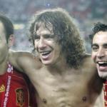 El icono culé también ganó títulos con España / Marca