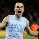 """Iniesta, el arma secreta de Laporta./ Foto: Getty Images"""