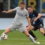 El Inter de Milán avanza por Edin Dzeko. Foto: Chiesa Di Totti