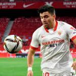 Rumores de fichajes: El Inter se interesa en Marcos Acuña. Foto: Télam