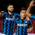 """La tragedia de Eriksen coloca a un jugador en el foco del Inter de Milán """"Foto: Gazzetta dello Sport"""""""