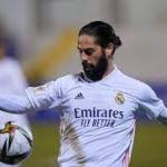 Isco no es válido para el Real Madrid. Foto: ElDesmarque