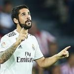 Isco Alarcón celebrando un gol / Real Madrid
