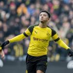 El Dortmund fija el precio de venta de Jadon Sancho