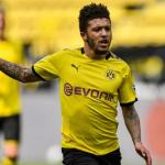 Jadon Sancho no se moverá del Borussia Dortmund. Foto: AS