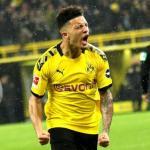 Un motivo más para que Jadon Sancho abandone la Bundesliga. Foto: AS