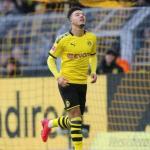 Jadon Sancho, es una de las estrellas del Dortmund | FOTO: DORTMUND