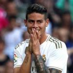 Jorge Mendes ya negocia el adiós de James al Real Madrid / Besoccer