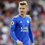 Maddison aspira a ser el relevo de Silva en el Manchester City