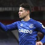 La oferta que le ha hecho el Milan al Everton por James Rodríguez