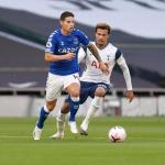 "Foto Análisis | James crea la ""Jugada de Gol"" del Everton"